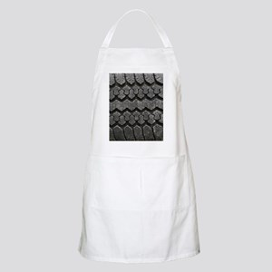 Tire Tracks Apron