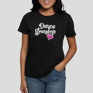 Dance Grandma Women's Dark T-Shirt