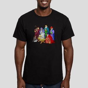 Christmas_nativity_scene T-Shirt
