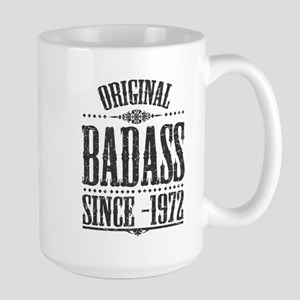 ORIGINAL BADASS SINCE 1972 Mugs