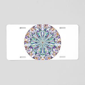 Mandala Spirit  Aluminum License Plate
