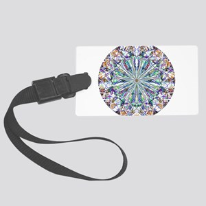 Mandala Spirit  Luggage Tag
