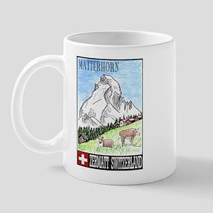 The Matterhorn Shop Mug
