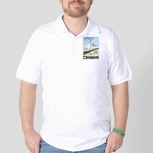 The Matterhorn Shop Golf Shirt