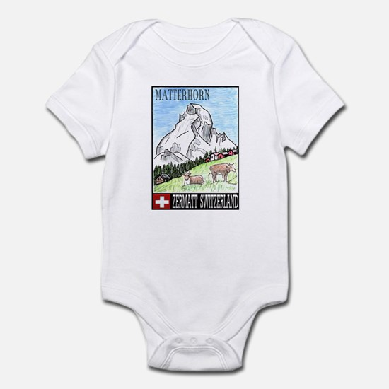 The Matterhorn Shop Infant Bodysuit