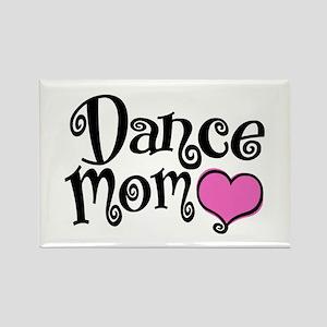 Dance Mom Rectangle Magnet
