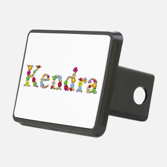 Kendra Bright Flowers Hitch Cover