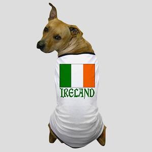 Ireland Green Vinque Dog T-Shirt