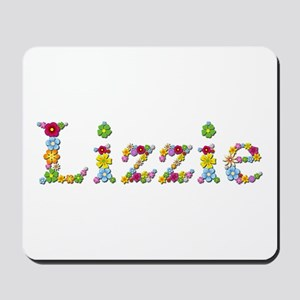 Lizzie Bright Flowers Mousepad