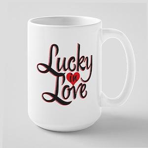Lucky In Love Mugs