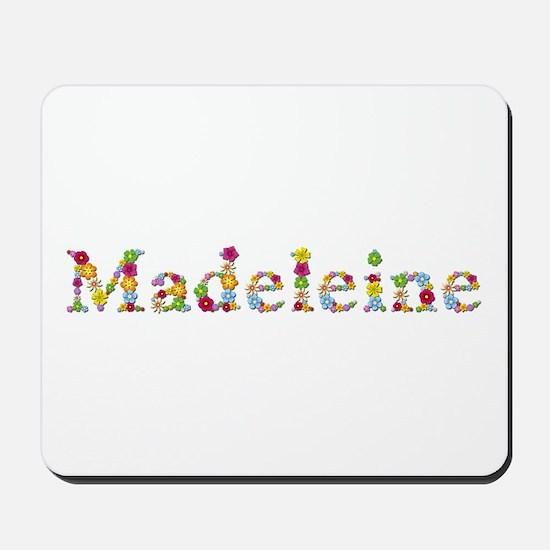 Madeleine Bright Flowers Mousepad