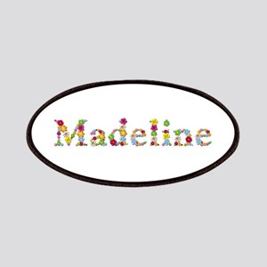 Madeline Bright Flowers Patch