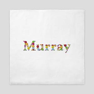 Murray Bright Flowers Queen Duvet