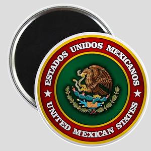 Mexico Medallion Magnet