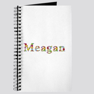 Meagan Bright Flowers Journal