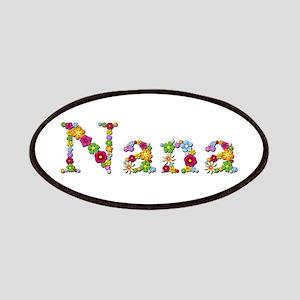 Nana Bright Flowers Patch
