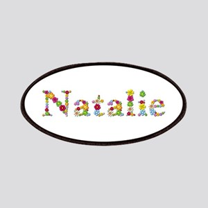 Natalie Bright Flowers Patch