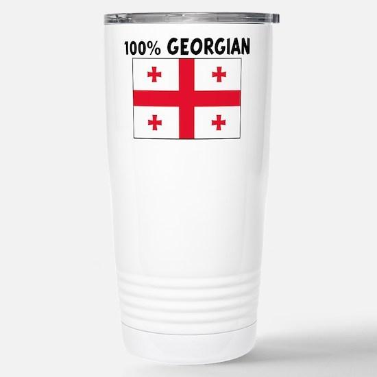100 PERCENT GEORGIAN Mugs