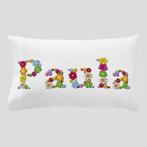 Paula Bright Flowers Pillow Case