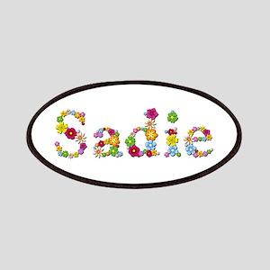 Sadie Bright Flowers Patch
