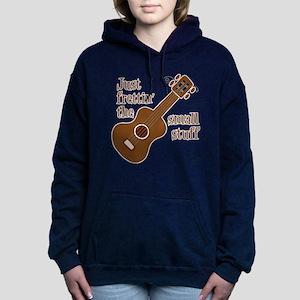 Frettin mahogony Hooded Sweatshirt