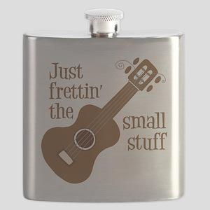 Frettin mahogony Flask