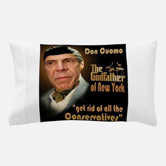 CUOMO Pillow Case