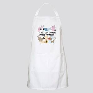 That Cat Lady Apron