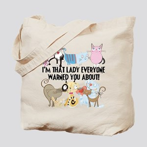 That Cat Lady Tote Bag