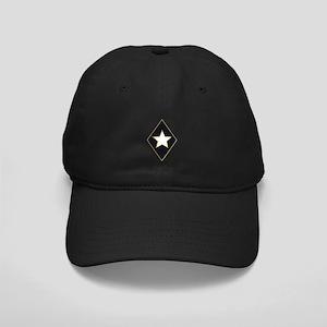 LOGO1 Black Cap