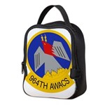 964th AWACS Neoprene Lunch Bag