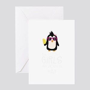 Coolest Girls Birthday in MAY Greeting Cards