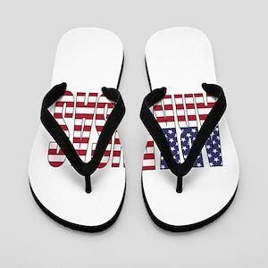 Arkansas Flip Flops