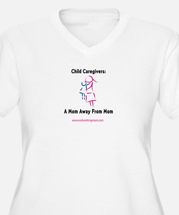 Mom Away From Mom T-Shirt
