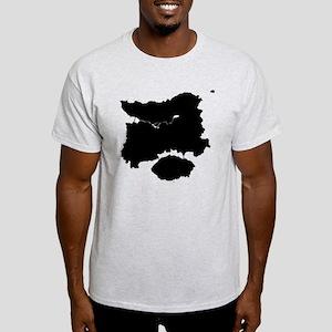 Pubg Map T-Shirt