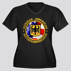 German-American Plus Size T-Shirt