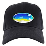 Southseas Damselfish Black Cap