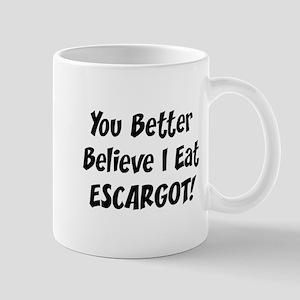 Escargots Mug