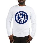 Stars and Anchor Long Sleeve T-Shirt