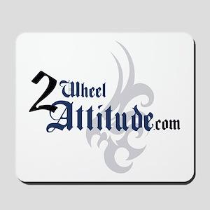 2 Wheel Attitude Mousepad