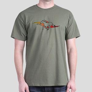 Tattoo Horse Dark T-Shirt