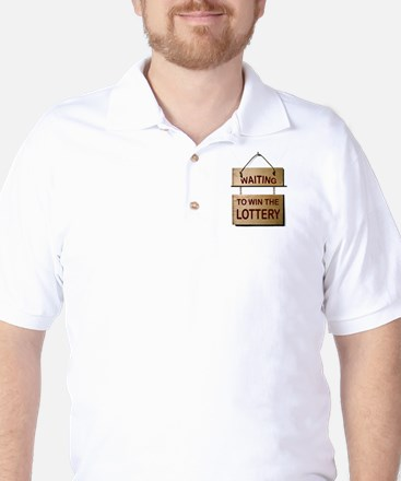 LOTTERY Golf Shirt