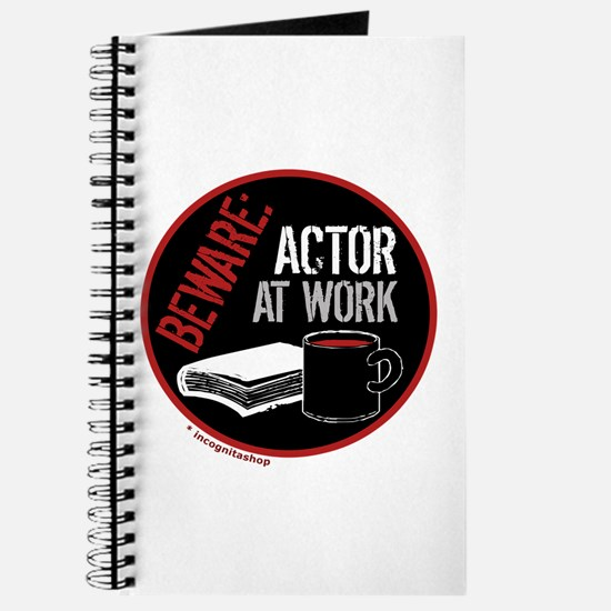 Actor at Work Journal