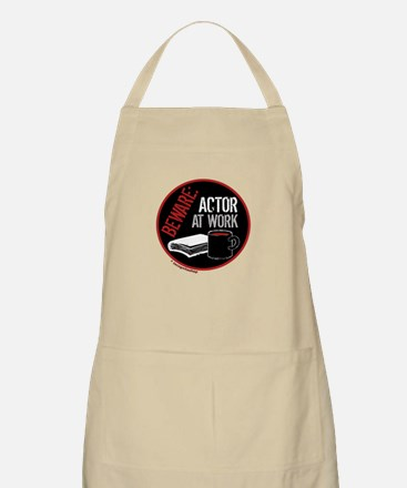 Actor at Work BBQ Apron