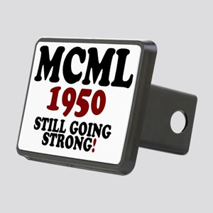 MCML - 1950- STILL GOING S Rectangular Hitch Cover