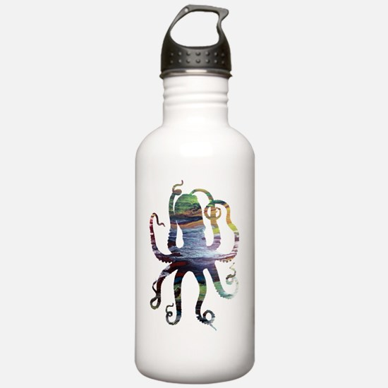 Cuttlefish Water Bottle
