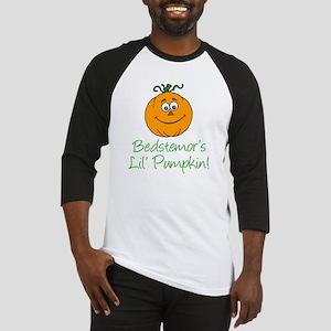 Bedstemors Little Pumpkin Baseball Jersey
