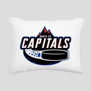 Santa Fe Capitals Rectangular Canvas Pillow