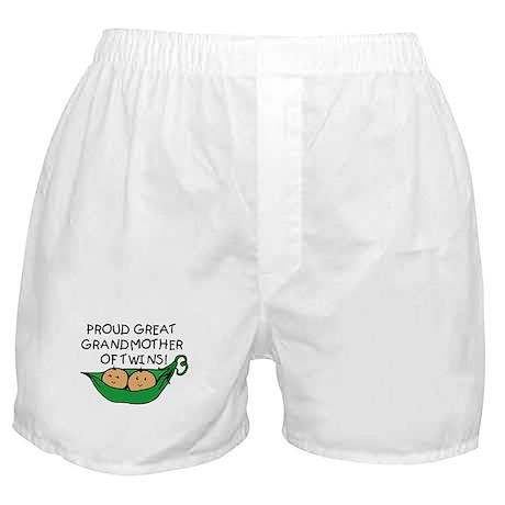 proud great grandmother pod Boxer Shorts