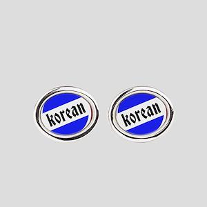 Korean Pride Cufflinks